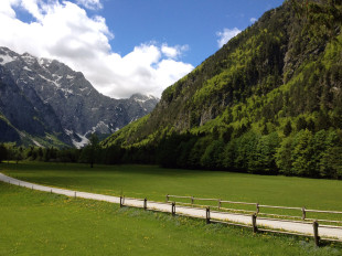 trip, nature, alps, logarska valley, dolina, slap, rinka